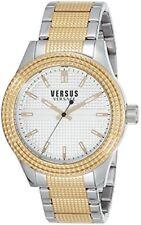 Versus by Versace Women's SOJ110015 Bayside Analog Display Quartz Two Tone Watch