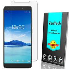 ZenTech Clear Screen Protector Guard Shield Film Saver For T-Mobile Revvl 2 Plus