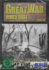DVD + Die Geschichte des 1.Weltkrieges + World War 1 + Die letzte Offensive +