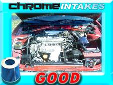BLACK BLUE 90-99 TOYOTA CELICA ST/GT/GTS 1.6L/1.8 1.8L/2.2 2.2L AIR INTAKE KIT