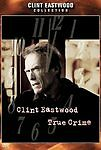 True Crime DVD W/S 1999 Clint Eastwood, James Woods Denis Leary Brand New Sealed