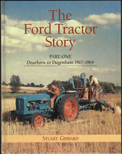 Book 'The Ford Tractor Story Part One' - Stuart Gibbard