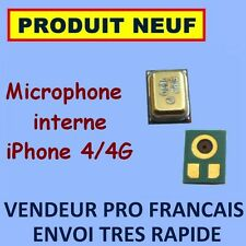 ✖ MICROPHONE INTERNE POUR IPHONE 4 4G ✖ MIC MICRO TRANSMETTEUR ✖ NEUF ENVOI 24H