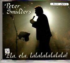 (BH386) Peter Smulders, Ele, Ela, Lalalalalala- 2001 CD