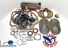 TH400 3L80 Turbo 400 Heavy Duty Transmission Less Steel Kit Stage 2