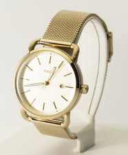 Women's Fossil Watch, The Commuter Gold-Tone Watch ES4332, New