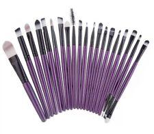 20Pcs Makeup Brushes Set Powder Foundation Eyeshadow Eyeliner Cosmetic Brush Set