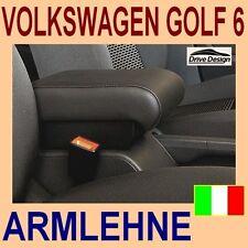 VOLKSWAGEN GOLF 6 - Mittelarmlehne mit Ablagefach für - armrest -Made in Italy-@