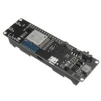 WeMos D1 Esp-Wroom-02 Motherboard W/Display Screen ESP8266 Module 18650 Battery