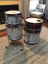 New ListingCustom Mahogany Drum Set