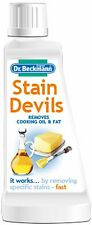 DR BECKMAN STAIN DEVILS - cooking oil fat body lotion butter egg ice cream 50ml