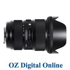 New Sigma 24-35mm f/2 DG HSM Art 24-35 F2 A for Nikon 1 Year Au Wty