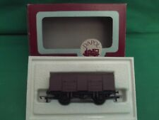 DAPOL A5 20T STEEL MINERAL WAGON (UNPAINTED) IN BOX V.G.C.