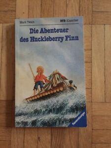 Huckleberry Finns Abenteuer. von Mark Twain   Buch   Zustand sehr gut