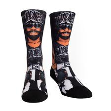 Macho Man Randy Savage nWo Cartoon Hyperoptic WWE Mens Print RockEm Socks