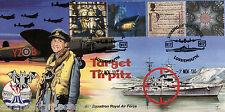 2000 spirito & Faith-Cambridge TIMBRO centro bersaglio TIRPITZ OFF-solo 37 fatto!