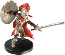 D&D mini GRAY MAIDEN (Female Fighter) Pathfinder Dungeons & Dragons Miniature