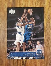 Michael Jordan 2002-2003 Upper Deck Card #180 Washington Wizards