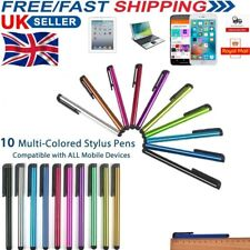 10x Universal Mobile Tablet Smart Phone Capacitive Stylus Touch Screen Pen
