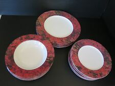 "18 SOSUME ""POMPEII 9110"" DINNERSET PIECES"