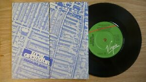 "LOCAL OPERATOR Pressure Zone 7"",1979,Pic Sleeve.Rare Punk Rock,New Wave,Powerpop"