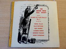 "EX- !! Stars Of The Halls No.1/Rapid Recording Service 7"" Single/Vesta Tilley"