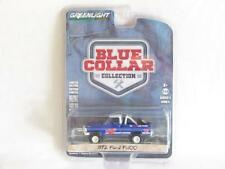 GREENLIGHT | 1/64 DIE CAST | BLUE COLLAR | 1972 FORD F-100