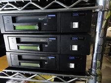 IBM 20/40GB 8MM Mammoth Tape drive Original EXTERNAL BLACK 7208-342