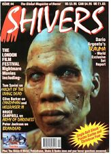 WoW! Shivers #4 Trauma! Night Of The Living Dead! Candyman! Army Of Darkness!