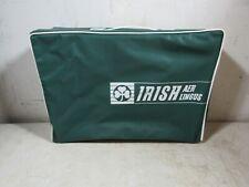 Vintage 1960's Irish Aer Lingus Airlines Travel Carry On Stewardess Bag