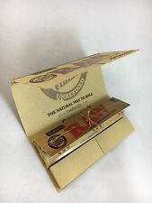 King Size Raw Artesano Slim Rolling Papers Classic Tips Tray Smoking Cigarette