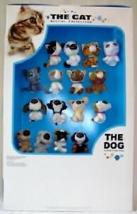 "MCDONALDS HAPPY MEAL DISPLAY - 2005 ""THE DOG & THE CAT""  - NIB"