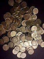 16 OUNCES BAG ALL DIMES U.S. Silver Coins ALL 90% Silver 1964 + Previous ONE  1