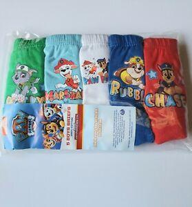 The Essentials Wardrobe Boys 5 Pack Briefs Pants Underwear Camo Football Design 100/% Cotton Size 2-9 Yrs