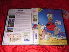 COOL SPOT - SEGA Master System - PAL - 1993 - Arcade - Jump 'n' Run