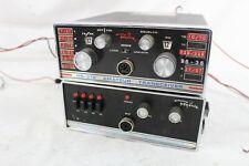 2 Vintage Regency Hr-312 2 Meter Vhf-Fm Transceiver Btl-304 Amateur Cb Radio
