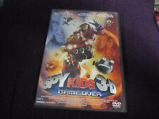 "DVD ""SPY KIDS 3D : GAME OVER"" Antonio BANDERAS, Carla GUGINO, Sylvester STALLONE"