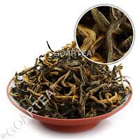 250g Supreme Organic Yunnan FengQing Dian Hong Dianhong Chinese Black Tea Loose