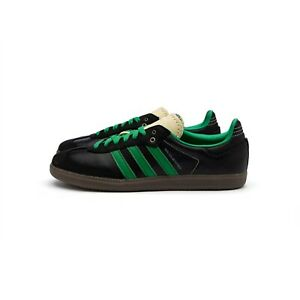 Adidas Wales Bonner Samba Core Black Green S42590