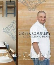 GREEK COOKERY - NEW PAPERBACK BOOK