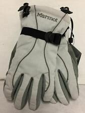 Marmot Women's Piste Snow Ski Winter Glove Lithium Gray Size Ladies Medium NEW