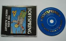 ⭐⭐⭐⭐ THE KIDS AREN`T ALRIGHT  ⭐⭐  THE OFFSPRING  ⭐⭐   4 Track MCD 1999 ⭐⭐⭐⭐