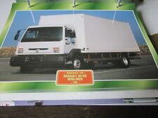 Super Trucks Mehrzweck LKWs FRankreich Renault M180 Midliner 1998