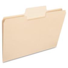 Supertab Heavyweight File Folderoversized 13 Cut Tabletter Size50 Per Box