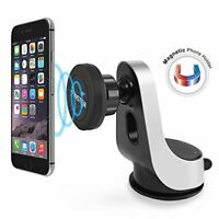 Magnetic Car Mount, Easy to Install on Dashboard/Windshield, 360 Rotation