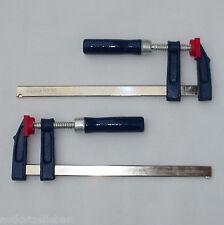 Schraubzwingen clamps 150x50mm 10Stück Schraubzwinge Zwingen Klemmen Klemmzwinge