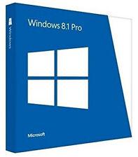 Microsoft Windows 8.1 Pro ESD-Version 32bit/64bit Key Lizenz VOLLVERSION