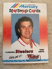 TONY SMITH 90s Illawarra Mercury Star Swap Westfield Nrl Rugby League Card