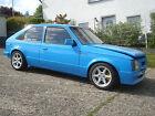Opel Kadett D Original GTE 1,8L 8 V 2.0L OHC DOHC BMT Hipo Recaro Org GTE Mattig