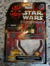 Tatooine Accessory Pack Set The Phantom Menace Episode 1 Star Wars E1 CommTech